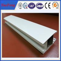 HOT ! office partition aluminum profiles,  colorful aluminium frame for glass partition Manufactures