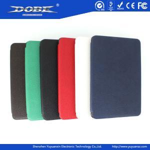 Super Slim upstanding PU protective case for iPad mini Manufactures