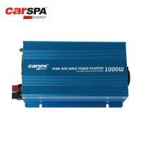 China 1000w Pure Sine Wave Inverter Off Grid Short Circuit Protection Remote Control on sale