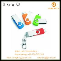 Top selling cheapest colorful twister usb flash drive with life warranty Manufactures