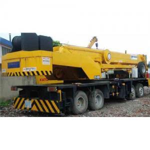 Used crane truck