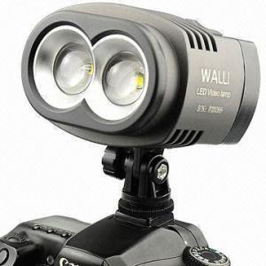 DSLRKIT Walli LED Video Light for Canon/Nikon/Olympus/Panasonic Manufactures