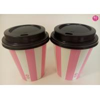 Disposable Food Grade 8oz Beverage Drink Cold Paper Cups Double PE Coated Cup Manufactures