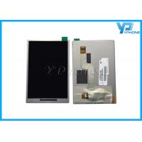 Whiter / Black HTC Cell Phone LCD Screen Repair , TFT Material Manufactures