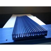 Anodizing 6061T6 Aluminium Heat - Sink With CNC Precision Holes Manufactures