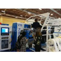 Buy cheap WV 15 multi-needle quilting machine with 2,45m from wholesalers