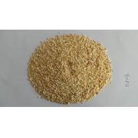 Chinese bulk Dehydrated garlic granules for sale Manufactures