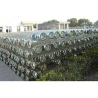 High Efficiency Filter Media Bag Galvanized Cage For Supporting Filter Bags Manufactures