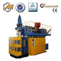 China high speed Plastic bottle extrusion blow moulding machine AMB80 on sale