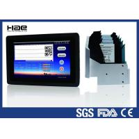 Online WiFi HP TIJ2.5 Thermal Inkjet Printer For Label Industry , 8 Printing Heads Manufactures