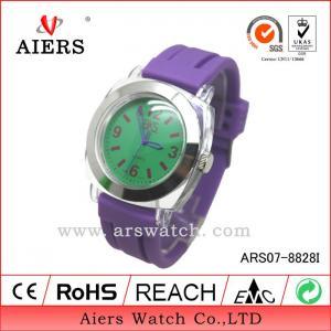 Fashion Quartz Plastic Watch (ARS07-8828I) Manufactures