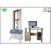 Electronic Servo Universal Tensile Testing Machine For Laboratory Computer Controlled Manufactures