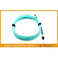 China 40G Base - SR4MPO MTPOptical Fiber Cable Assembly For Data Center / QSFP Cable on sale