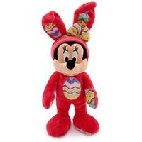 16inch Red Minnie Mouse Plush Bunny For Easter , Soft Toys For Festival Celebrate Manufactures