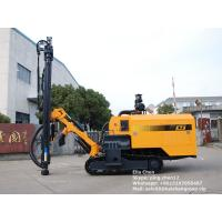 90 - 115mm Diameter Portable Drilling Rig Machine Double Rotary Motor 17 Bar Manufactures