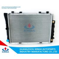 Car radiator Mercedes Benz W140 / S320 1992 , 2000 AT OEM 1405002103 Manufactures