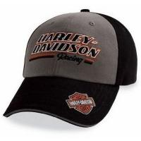 China 6 Panel Plain Striped Mens Baseball Cap Embroidery Applique With Custom Logo on sale