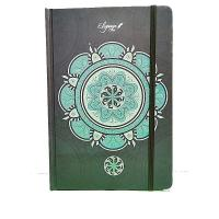 Personalised Hard Cover Custom Printed Notebooks , Promotional Notebooks With Elastic Manufactures