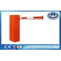 5 Million Operation Times Electric Boom Barrier Gate with Limit Switch Manufactures