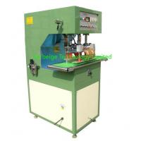 High Frequency PVC Fabric Welding Machine , Advertising Canvas Welding Machine 8KW Manufactures