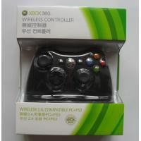China 2.4GHz Wireless XBOX 360 Game Controller Bluetooth Gamepad ABS Material on sale