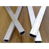 Quality Standard Unbendable Aluminum Spacer Bar Profile for Insulating Glass Window Door for sale