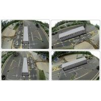 3D HD Bus Truck Car Surround Camera System With Driving Video Recording / Super Wide Fish Eye,universal model Manufactures