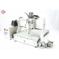 AMAN mini cnc engraving machine with 4th axis Manufactures