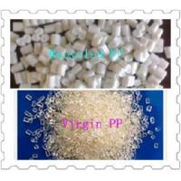 China Virgin and Recycled Plastic Raw Materials Polypropylene PP on sale