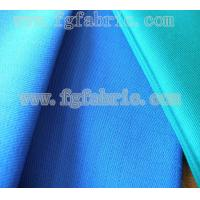 Hot sell 210gsm 100% cotton anti-static twill fabric for workwear and uniform SFF-023 Manufactures