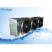 SS Casing Air Cooling Low Temperature Evaporator For Fruits / Vegetables Manufactures