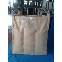 Polypropylene 1 Ton Bulk Bags UV Protective With Beige / White / Black Manufactures