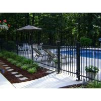 Swimming Pool Perimeter Wire Mesh Security FencingCurving Top For Kids Manufactures