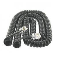 Retractable Warranty Ethernet Coiled Electrical Cord For Computers Net Work Electronics Manufactures