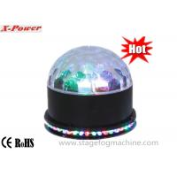 Sunfolower  Magic Ball Light DJ Led Disco Lights 48pcs* 5mm RGB Plus 3*1W  LED  VS-66 Manufactures