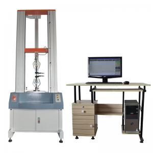 UTM Universal Tensile Testing Machine Plastic Tensile Test 2000KG 220v 50Hz Manufactures