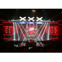 China HD Indoor Full Color LED Display / LED Billboard Display For Stage , FCC Compliant on sale