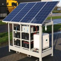 Quality Solar Energy Power System For Families or Companies for sale