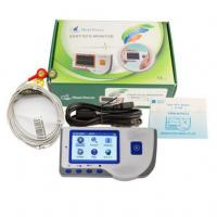 China PC -80B 3 Leads Mini Ecg Holter Heart Rate Monitoring Machine Lcd Display on sale