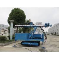 MDL-150H Anchor Drilling Rig Foundation Piling Machine DTH hammer Manufactures