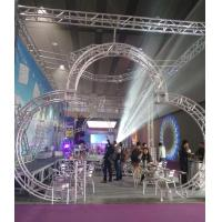Exhibtion Booth Or Stage Lighting Truss , 290mm or 300mm Aluminum Square Bolt
