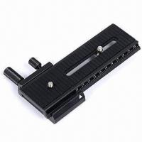 Buy cheap 2-way Macro Shot Focus Rail Slider for Canon/Nikon/Sony Camera D-SLR from wholesalers
