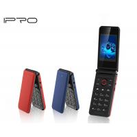2.4 Inch Flip Feature Phone Dual SIM 2G Unlocked Telefon GSM Four Bands 800mah Manufactures