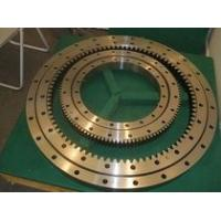 External Gear - Single Row Four Point Contact Ball Slewing Ring Bearing for Windpower Manufactures