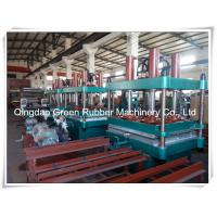 Rubber Machinery Rubber Floor Tile Making Machine Manufactures