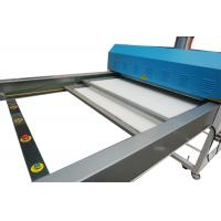 Multi - color Printing Large Format Heat Press Machine For Curtain Printing Manufactures