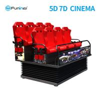 China Mobile 5d Cinema 7D Cinema System 7d Equipment Home Theater on sale
