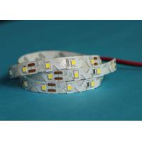 DC 12V 120 Degree SMD2835 LED Soft Strips High Powered For Advertising Light Box Display Manufactures
