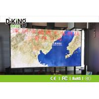 SMD 3 in 1 P6 Indoor Full Color LED Display / Led Sign Board Manufactures