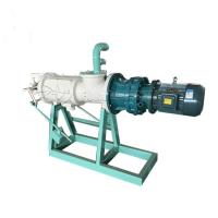Agriculture Manure Dewatering Machine / Centrifugal Solid Liquid Separator Manufactures